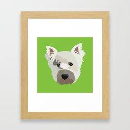 Luckyman Framed Art Print