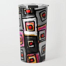 Color Squared Travel Mug