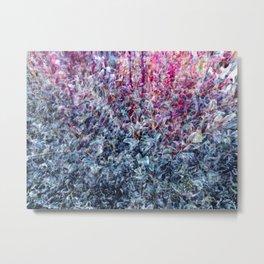 Abstract Garden 5 Metal Print