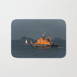RNLI Lifeboat Torbay Bath Mat