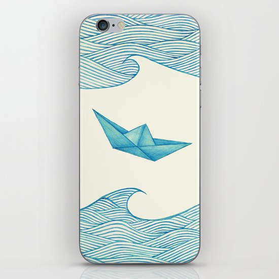 High Seas iPhone & iPod Skin
