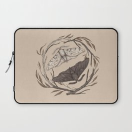 Peppered Moths Laptop Sleeve