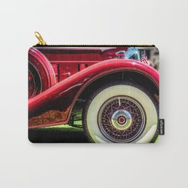 The Thirties Carry-All Pouch