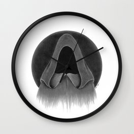 Simple Reaper 2 Wall Clock