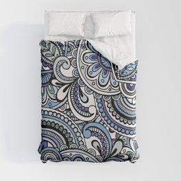 Ornamental Mandala Duvet Cover