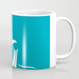 Swan graphic  Coffee Mug