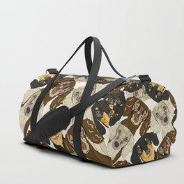 Triple Doxies Duffle Bag