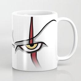 IT Bill Skarsgård Eyes Coffee Mug