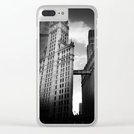 time Clear iPhone Case