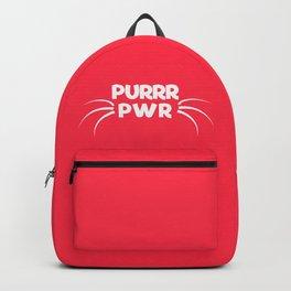 PURRR POWER Backpack