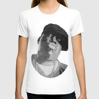 notorious T-shirts featuring Notorious B.I.G by tyler Guill