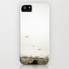 Seascape: Hilton Head Island, South Carolina.  iPhone Case