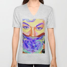 Bell Book and Candle Unisex V-Neck
