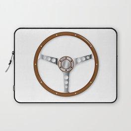 Sports Steering Wheel Laptop Sleeve