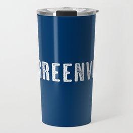 Greenville, South Carolina Travel Mug