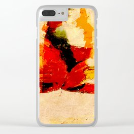Tapioca Clear iPhone Case