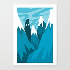 The Last of my Kind Canvas Print