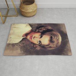 Jane Fonda, Hollywood Legend Rug