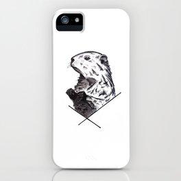 Marmot iPhone Case