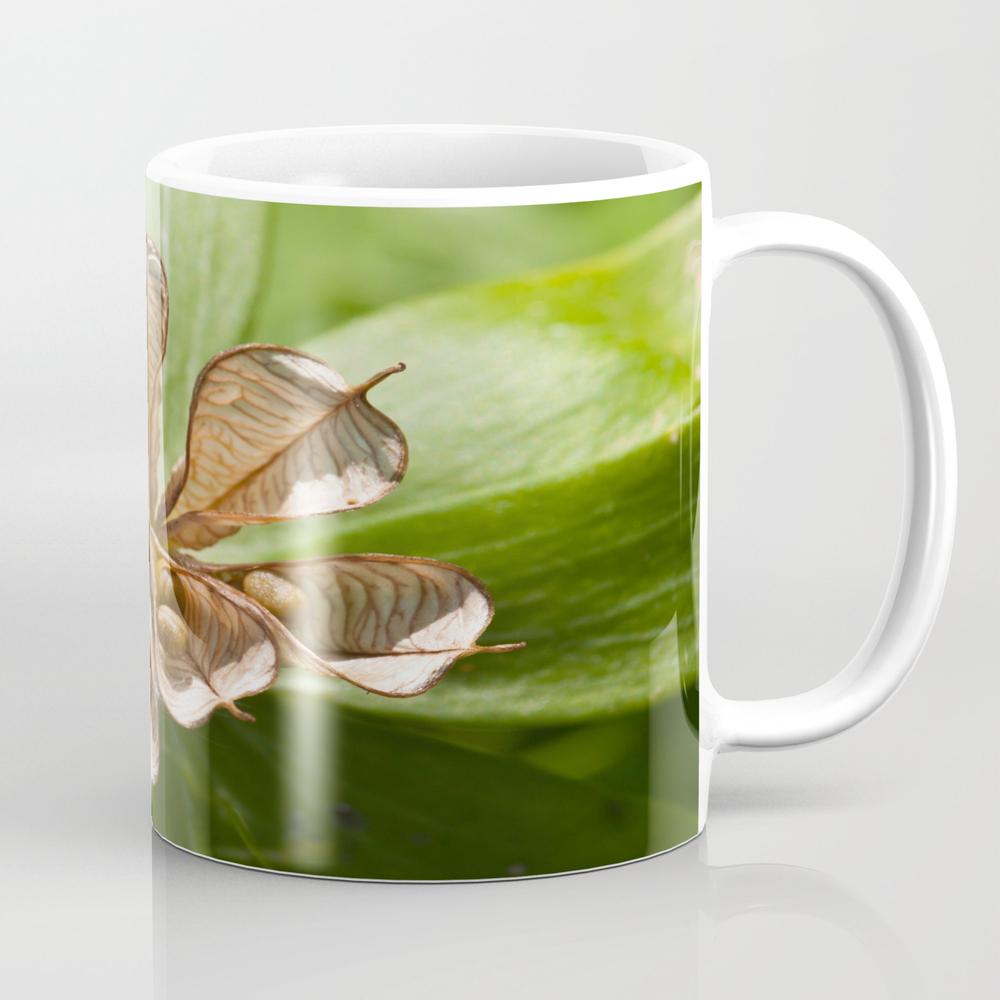 Seed Pod Tea Cup by Wealie MUG916821