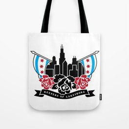 Keepers of Lakeshore Tote Bag