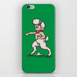 Faun Fighter (lamb) iPhone Skin