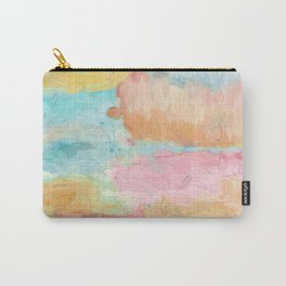 Abstract Watercolor - Design No.1 Carry-All Pouch
