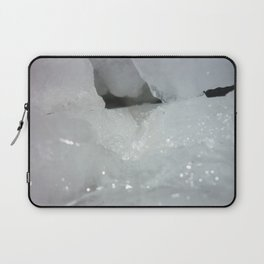 Ice cave Laptop Sleeve