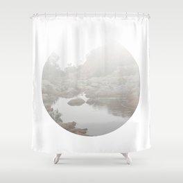 Creek Shower Curtain