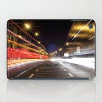 dublin iPad Cases featuring Traffic, Dublin by Jennifer Hynes
