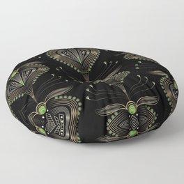 Art Deco . Aphrodite . Floor Pillow