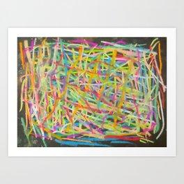 1A1 Art Print