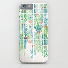 Winter in Glasshouses II Slim Case iPhone 6