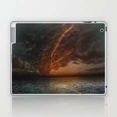 The Mediterranean Sunset Laptop & iPad Skin