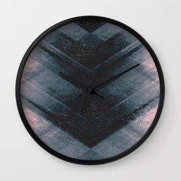 Magic Rays Wall Clock