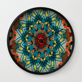 Spiral Mind Wall Clock