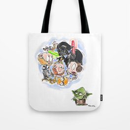 Do. Or do not. Tote Bag