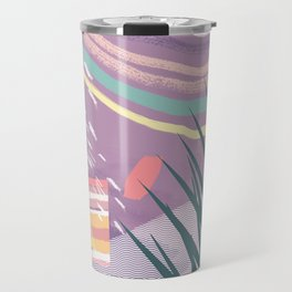 Summer Pastels Travel Mug