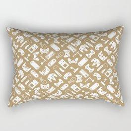 Control Your Game - Starfish Rectangular Pillow