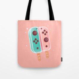 Animal Crossing Ice Cream Tote Bag