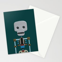 The athlete Stationery Cards