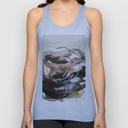 Day 55: The comfort and constraints of familiarity. Unisex Tank Top