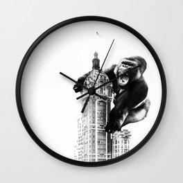Chyna Wall Clock