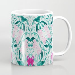 Vintage Pink Duo Coffee Mug