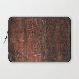 409 Aged Leather Laptop Sleeve