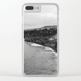 San Pedro, CA - II Clear iPhone Case