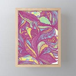 Rainforest Rhapsody Framed Mini Art Print