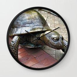 The Tortoise 2 Wall Clock