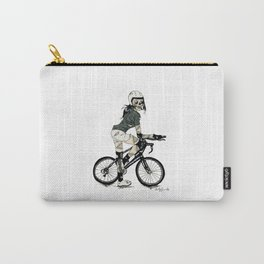 Biker Ghoul Carry-All Pouch