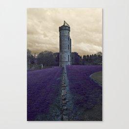 Eglinton Ruins Kilwinning Scotland  Canvas Print